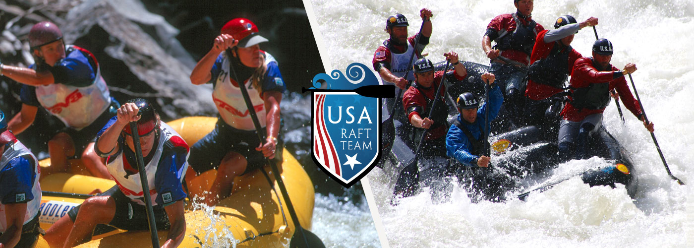 Timberline Tours - USA Raft Team