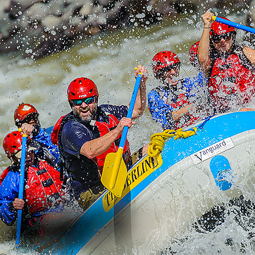 Timberline Tours Whitewater Rafting Shoshone in Glenwood Springs, Colorado - by Doug Mayhew | WhiteWater-Pix