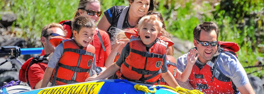 Timberline Tours offers guided Whitewater Rafting trips on the Upper Colorado River near Vail Colorado - photography by Doug Mayhew | WhiteWater-Pix.com