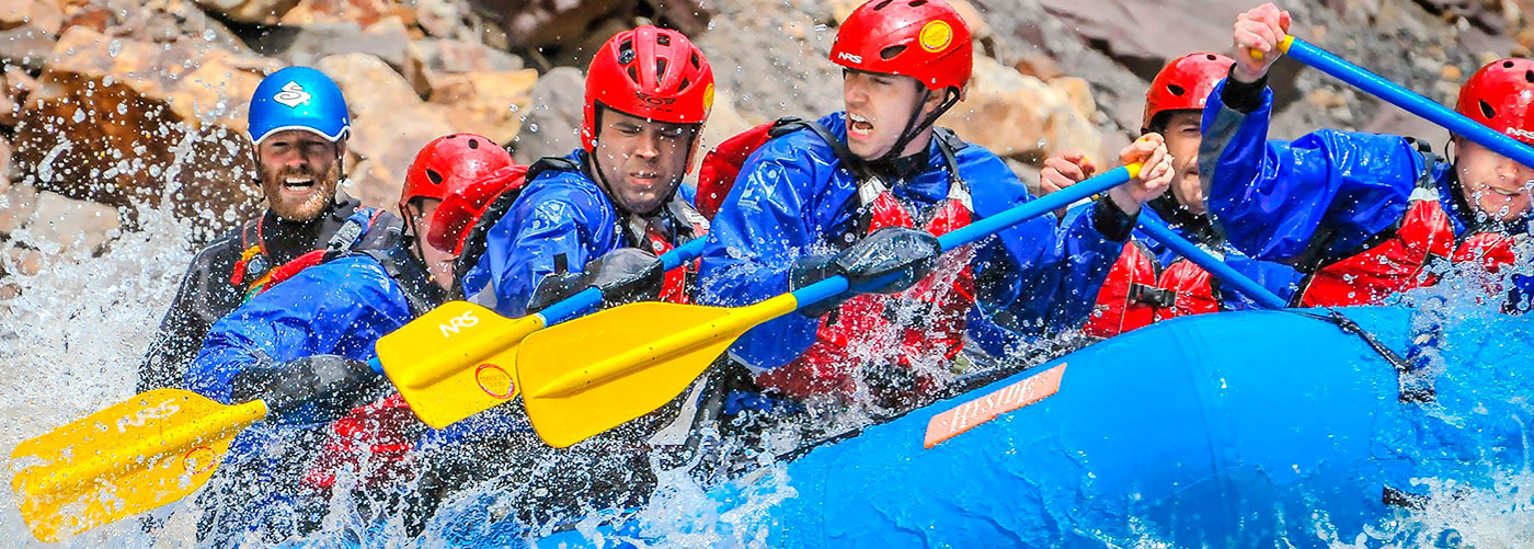 Timberline Tours offers Whitewater Rafting trips down Dowd Chute on the Upper Eagle River in Vail Colorado - photography by Doug Mayhew | WhiteWater-Pix.com