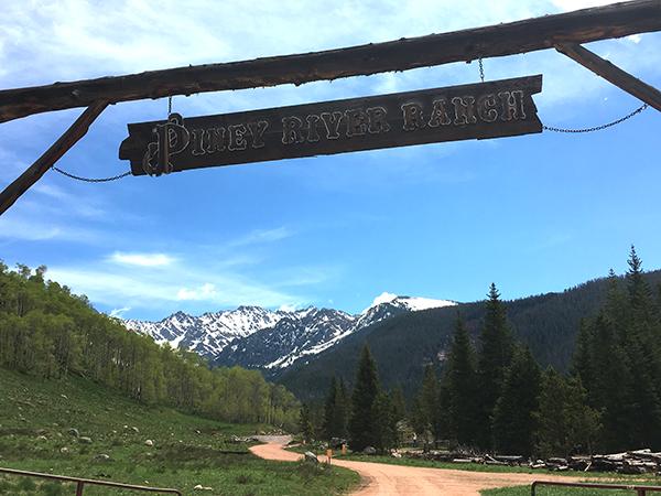 Piney River Ranch Colorado