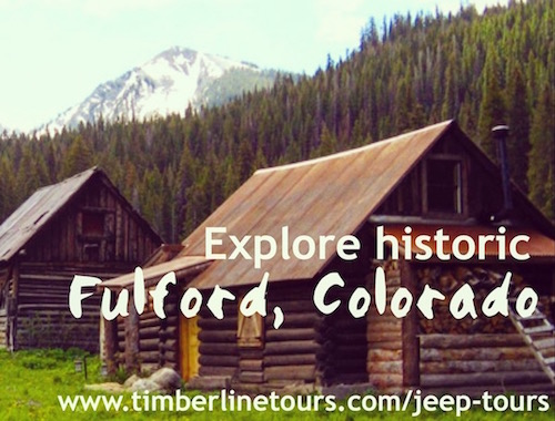 Fulford Colorado Jeep Tour