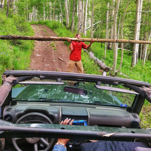 Fulford Colorado Jeep Trip