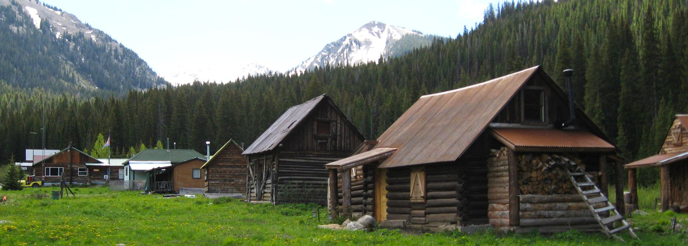Timberline Tours - Fulford Stagecoach Rd & Ghost Town
