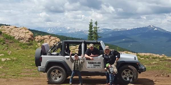Vail Jeep Trips Vail Colorado