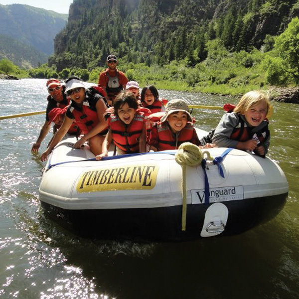 Rafting and Family Fun Dinosaur Hunt