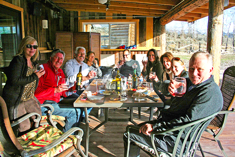 vail wine tastings