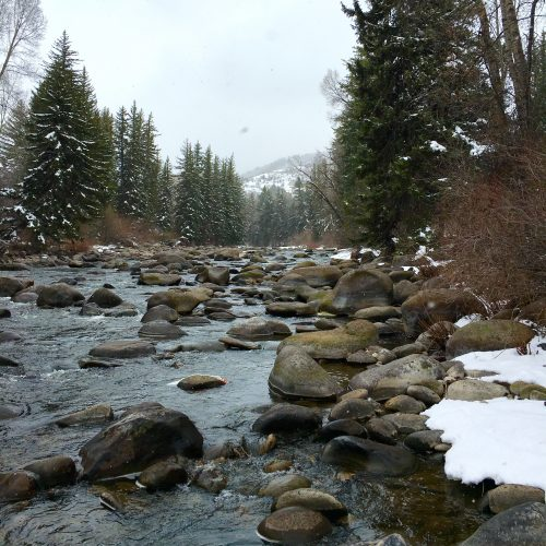 Snowmelt Affects Vail Rafting