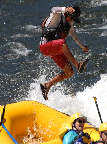 Rafting Safety