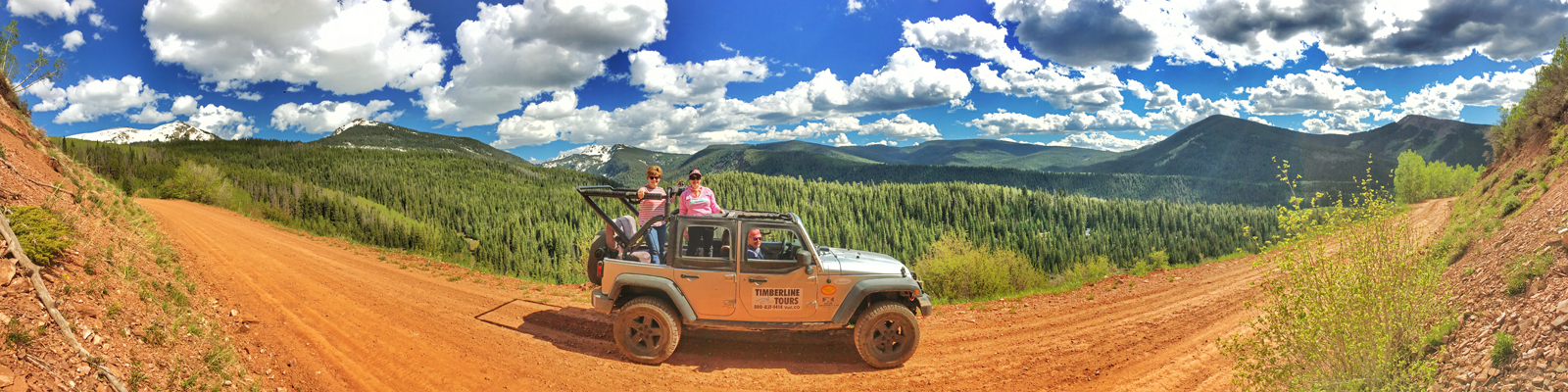 Timberline Tours - Jeep Tours