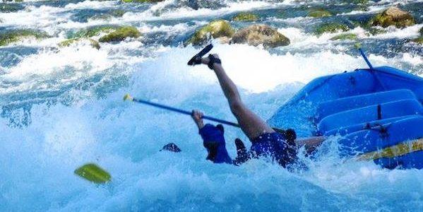 Rafting Dumptruck