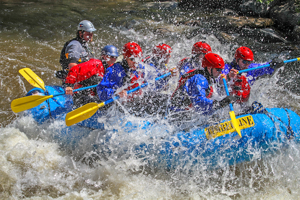 Upper Colorado River Rafting