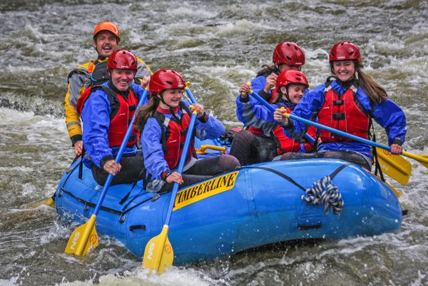 Colorado Whitewater Rafting Guide