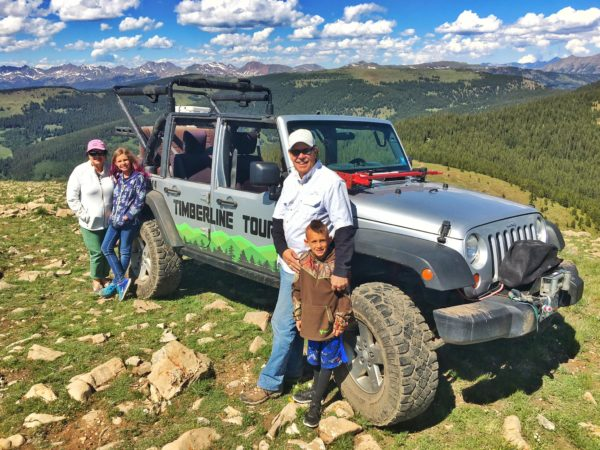Guide Jeep Tours Vail Colorado