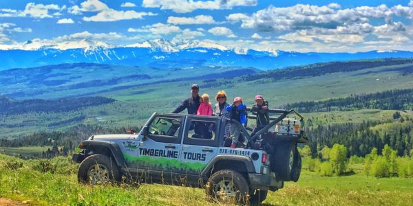 Jeep Tours Colorado
