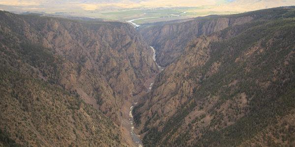 Gore Canyon Colorado River