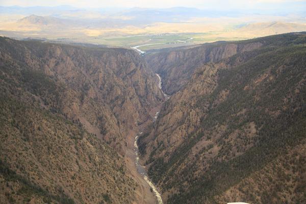 Vail Colorado Canyon Country