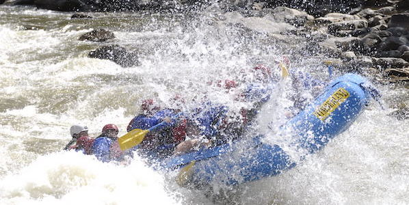 Rafting Shoshone Colorado