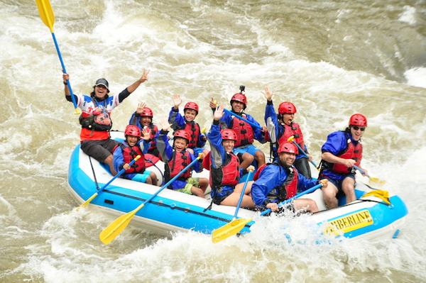 Glenwood Springs Rafting Shoshone