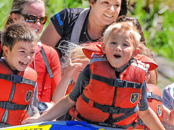 Top Family Friendly Rafting Trips