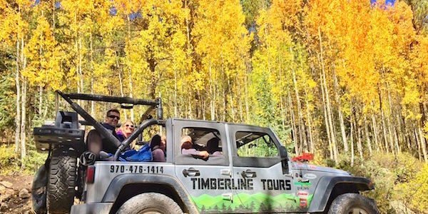 Fall Jeeping Leaf Peeping Tours