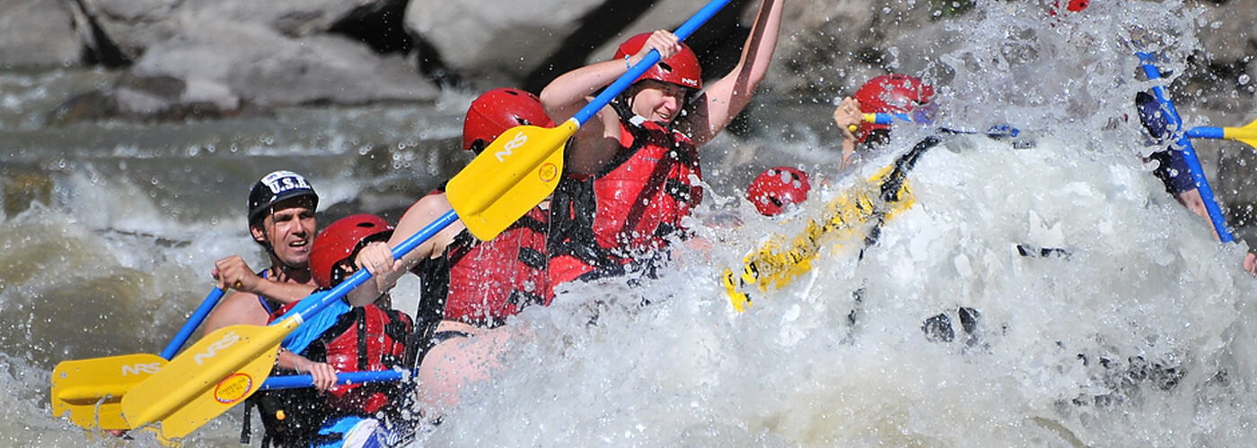 Timberline Tours - Rafting Safety