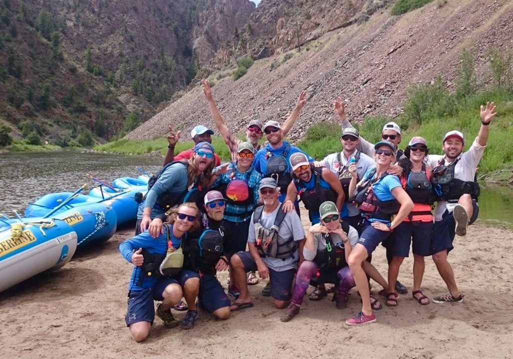 Upper Colorado River Rafting Guides