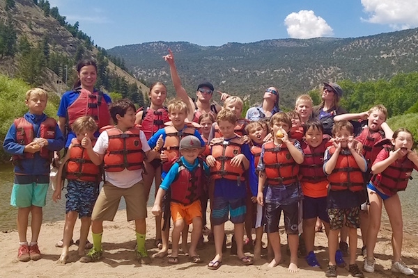 Rafting Parties and Group Events