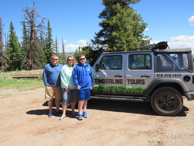 Colorado Family Jeep Tours
